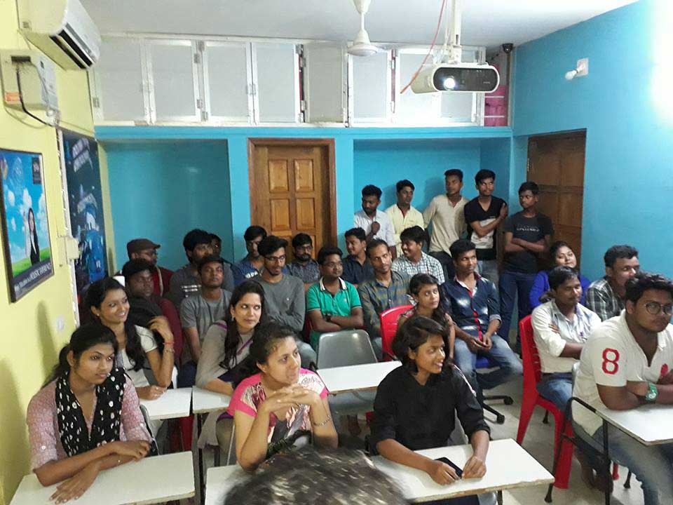 ZICA Bhubaneswar Student activity - Short Movie Bhinnia Ek Asha Image 2
