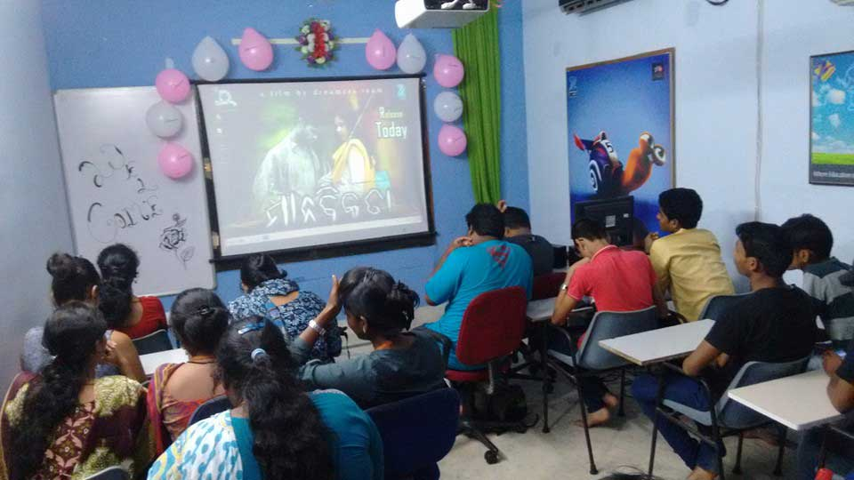 ZICA Bhubaneswar Student activity - Short Movie Manobikota Image 1