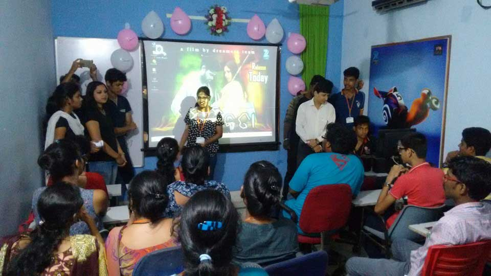 ZICA Bhubaneswar Student activity - Short Movie Manobikota Image 2
