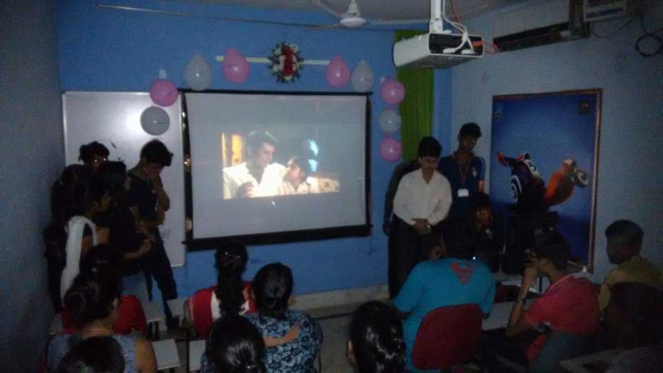 ZICA Bhubaneswar Student activity - Short Movie Manobikota Image 3