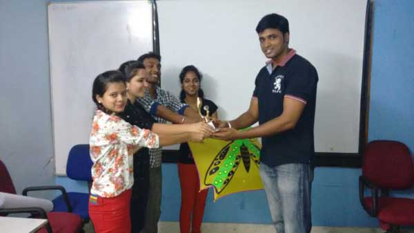 ZICA Bhubaneswar Student activity - Umbrella Painting Image 7