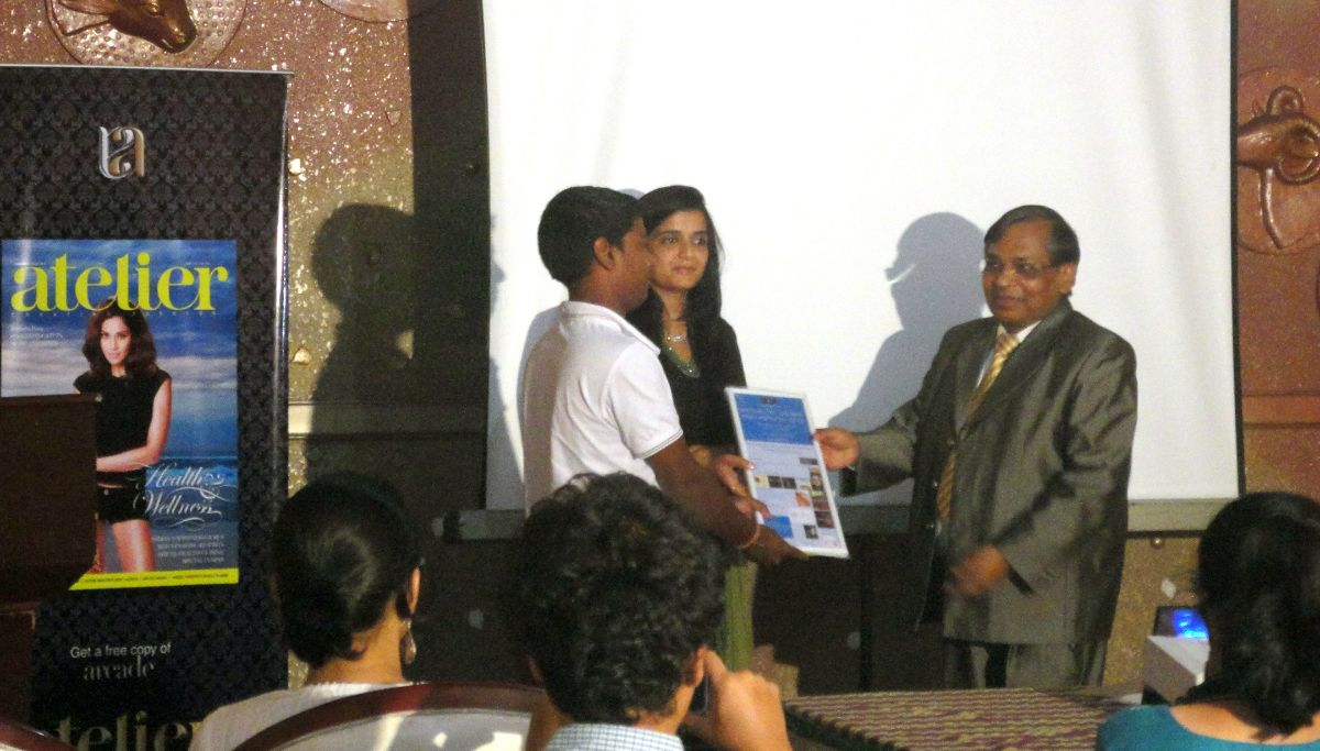 ZICA Bhubaneswar Student activity - Student Award Acheivements Image 2
