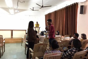 Educational Seminar conducted at Viva College - ZICA MUMBAI - BORIVALI