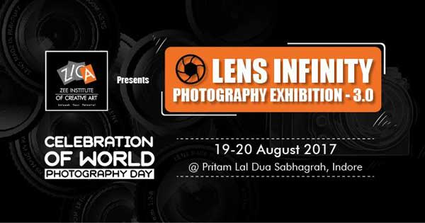 Lens Infinity 3.0 A Photography Exhibition - ZICA INDORE