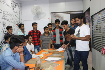 Clay Modelling Workshop - ZICA JAIPUR AJMER