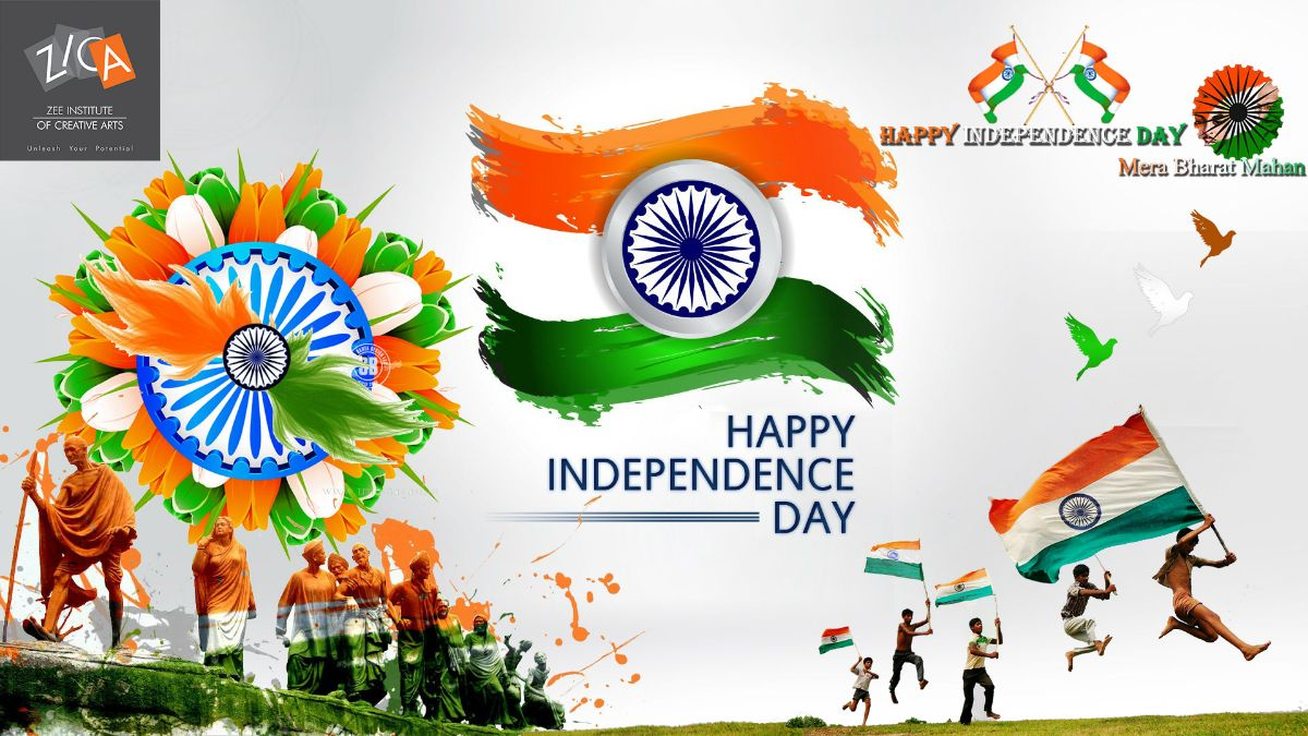 Independence Day Celebration - ZICA JAIPUR AJMER