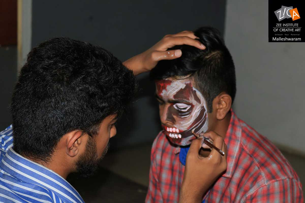 Face Painting - Student Activities image 2