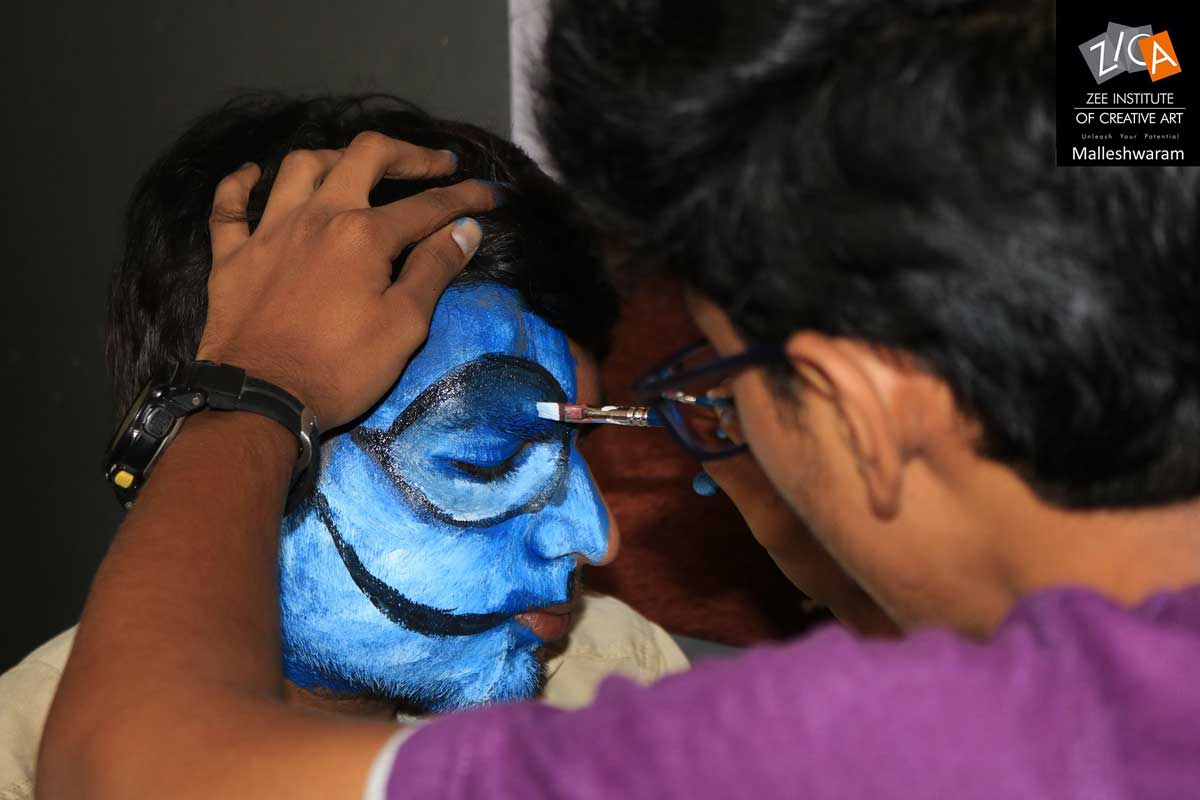 Face Painting - Student Activities image 5