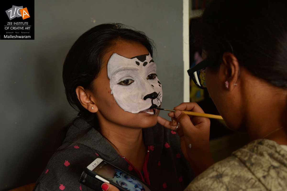 Face Painting - Student Activities image 6