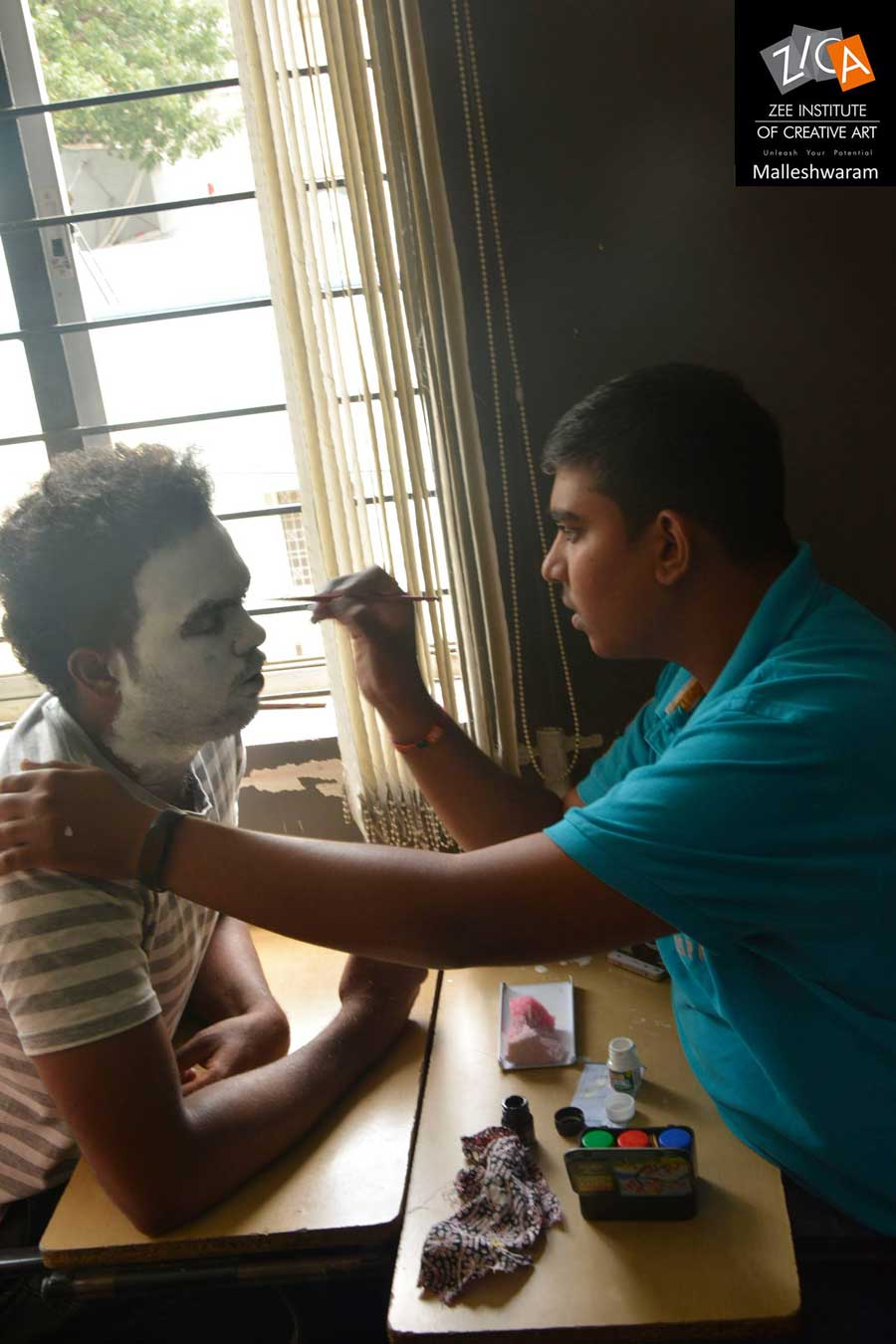 Face Painting - Student Activities image 8