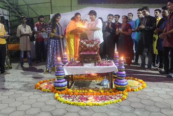 Navratri Celebration - ZICA Surat